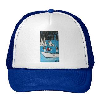 PIRATES BLUES TRUCKER HAT
