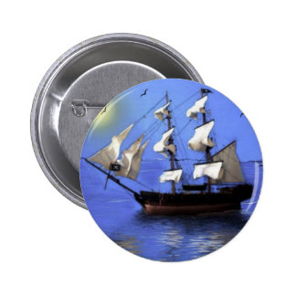 Pirates Pinback Buttons