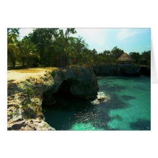 Pirates Cave/ Rock House Greeting Cards