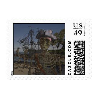 Pirates Curse Stamps