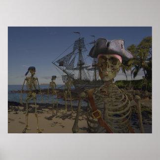 Pirates Curse Poster