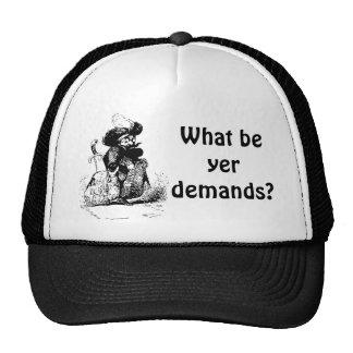 Pirate's Demands Trucker Hat