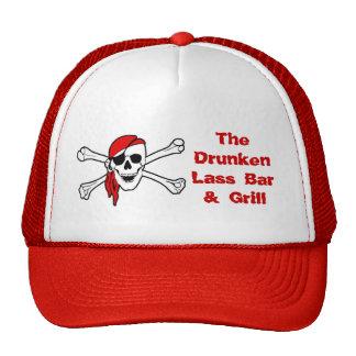 Pirate's Favorite Bar Trucker Hat