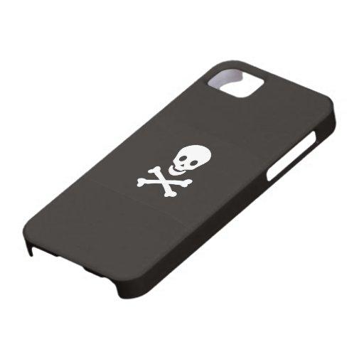 pirates flag case skull bones death dead iPhone 5 case