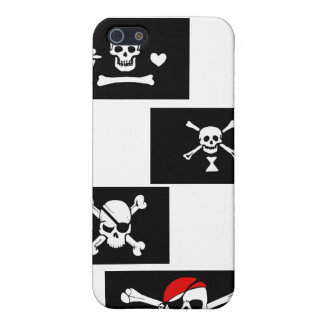Pirates:  Flags iPhone SE/5/5s Case