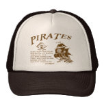 Pirates Hats