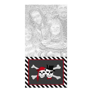 pirates in love card