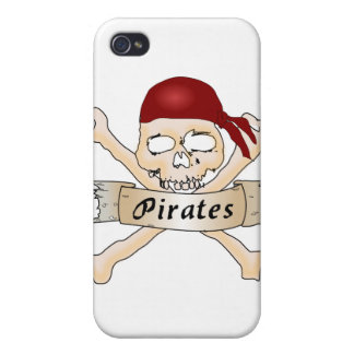 Pirates iPhone 4/4S Case