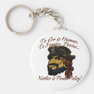 Pirates! Keychain