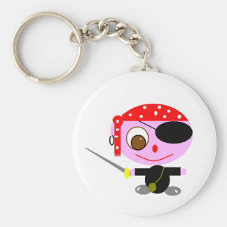 pirates keychain