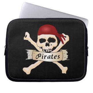 Pirates Laptop Sleeves