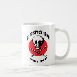 Pirates Life Coffee Mug