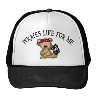 Pirates Life For Me Hat