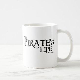 Pirates life ME Classic White Coffee Mug