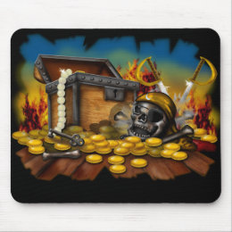 Pirate's Life...Not For Me Mouse Pad