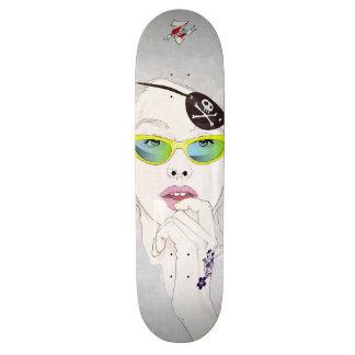 Pirates Mania Skateboard