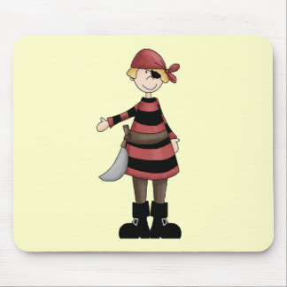 Pirates Mate Mouse Pad