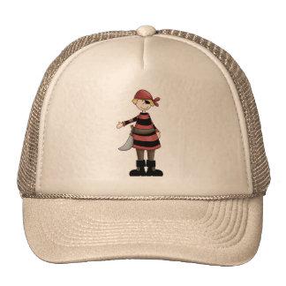 Pirates Mate Trucker Hat