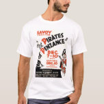 Pirates Of Penzance 1938 WPA T-Shirt