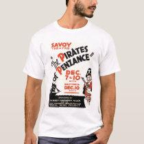 Pirates Of Penzance 1938 WPA T-Shirt