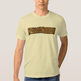 Pirates of Suburbia Logo Shirt