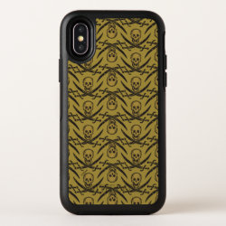 Pirates of the Caribbean 5 | Beware - Pattern OtterBox Symmetry iPhone X Case