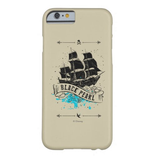 Pirates of the Caribbean 5   Black Pearl Phone Case