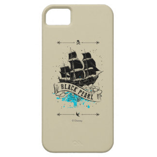 Pirates of the Caribbean 5 | Black Pearl iPhone SE/5/5s Case