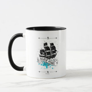 Pirates of the Caribbean 5 | Black Pearl Mug