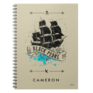Pirates of the Caribbean 5 | Black Pearl Notebook