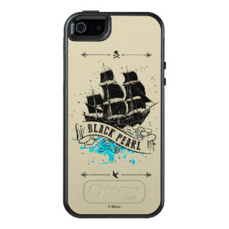 Pirates of the Caribbean 5 | Black Pearl OtterBox iPhone 5/5s/SE Case
