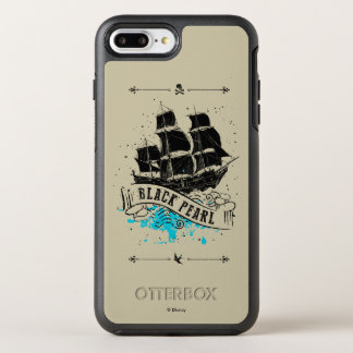 Pirates of the Caribbean 5 | Black Pearl OtterBox Symmetry iPhone 7 Plus Case