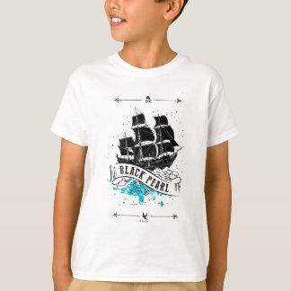 Pirates of the Caribbean 5 | Black Pearl T-Shirt