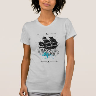 Pirates of the Caribbean 5 | Black Pearl T-Shirt