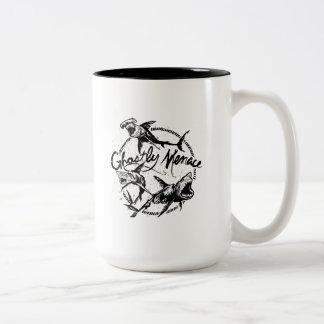 Pirates of the Caribbean 5 | Ghostly Menace Two-Tone Coffee Mug
