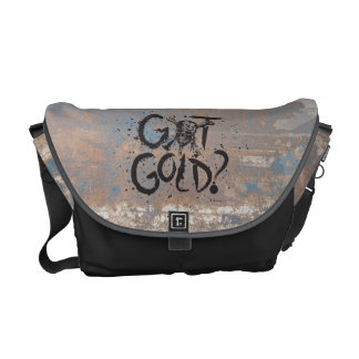 Pirates of the Caribbean 5 | Got Gold? Courier Bag