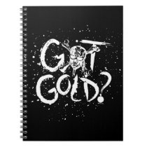 Pirates of the Caribbean 5 | Got Gold? Spiral Notebook