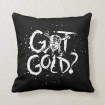 Pirates of the Caribbean 5 | Got Gold? Throw Pillow