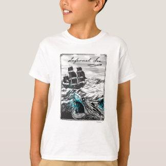 Pirates of the Caribbean 5   Infernal Sea T-Shirt