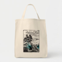 Pirates of the Caribbean 5 | Infernal Sea Tote Bag