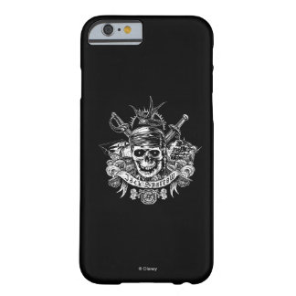 Pirates of the Caribbean 5 | Jack Sparrow Skull Barely There iPhone 6 Case