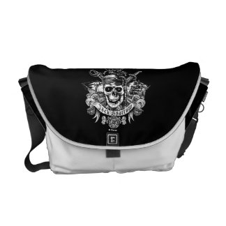 Pirates of the Caribbean 5 | Jack Sparrow Skull Courier Bag