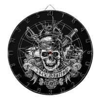 Pirates of the Caribbean 5 | Jack Sparrow Skull Dart Board