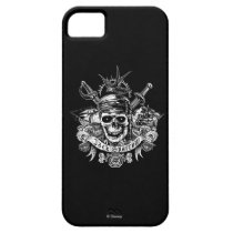 Pirates of the Caribbean 5 | Jack Sparrow Skull iPhone SE/5/5s Case