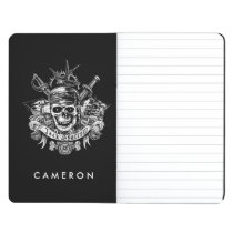 Pirates of the Caribbean 5 | Jack Sparrow Skull Journal