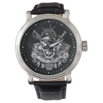 Pirates of the Caribbean 5 | Jack Sparrow Skull Wristwatches