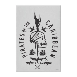 Pirates of the Caribbean 5 | Keep To The Code Canvas Print