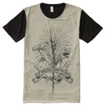 Pirates of the Caribbean 5 | La Silenciosa Maria All-Over-Print T-Shirt