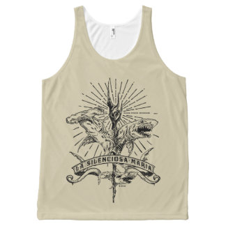 Pirates of the Caribbean 5 | La Silenciosa Maria All-Over-Print Tank Top
