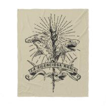 Pirates of the Caribbean 5 | La Silenciosa Maria Fleece Blanket